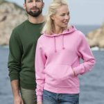 Sweat-shirt et marquage - CVI Textile